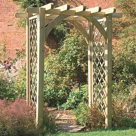 how to create a rose trellis arch how tos diy ultima pergola arch with trellis