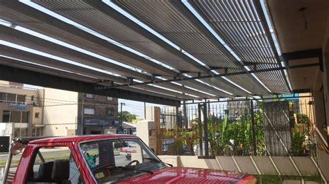 pergolas cocheras techos cocheras pergola quinchos tinglados galpones