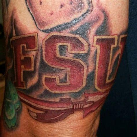 seminole tribal tattoos fsu from football tattoos tattooedrobprez