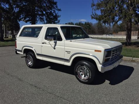 old car manuals online 1996 ford bronco parking system service manual old car owners manuals 1986 ford bronco