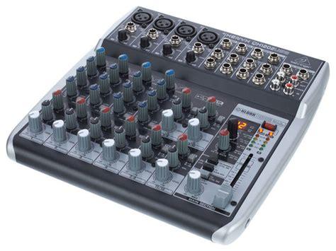 Mixer Behringer Xenyx Qx1202usb behringer xenyx qx1202usb mixer getinthemix
