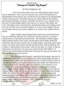 Letter Of Intent Alpha Kappa Alpha Aka Founders On Alpha Kappa Alpha Sorority
