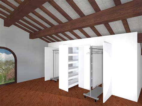 cabine armadio in mansarda cabina armadio mansarda idee di design per la casa