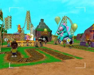 theme park world ps2 screens theme park world ps2 9 of 10