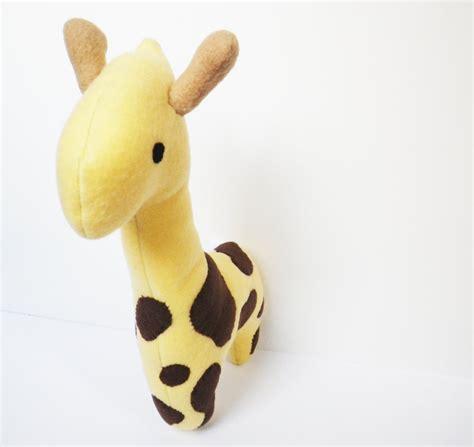 Handmade Plushies - handmade giraffe plushie by jesswaveshello on deviantart