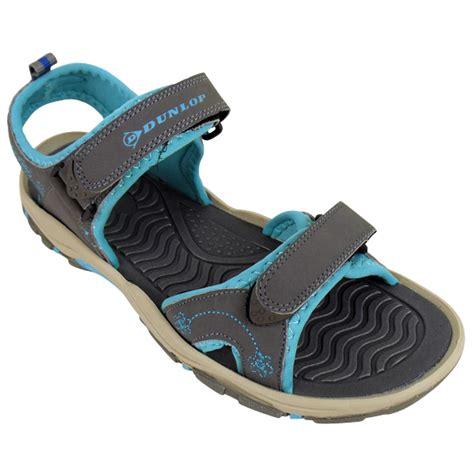 best hiking sandals womens womens dunlop walking sports velcro sandals