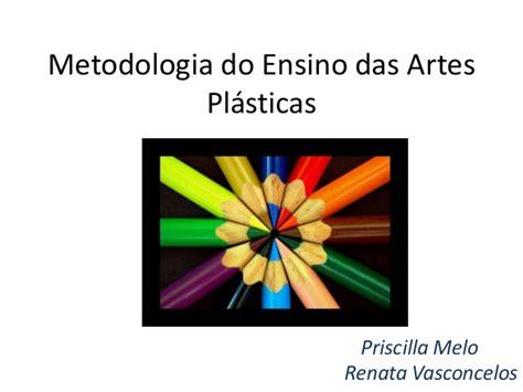 Metodologia do ensino das artes visuais