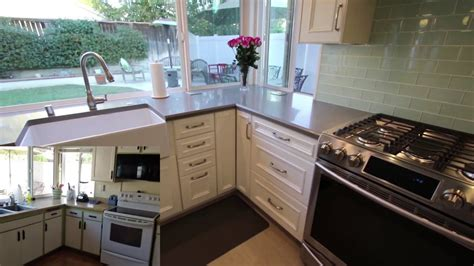 designer kitchens tustin testimonial tour of transitional style design build