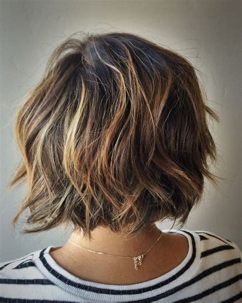 a long bob with wavy texture for fine hair lob with waves 1519 best images about cute hair on pinterest short