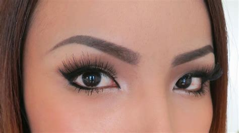nice natural makeup tutorial how to eyebrow tutorial youtube