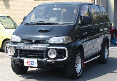mitsubishi delica space gear mitsubishi delica space gear exceed 1994 used for sale