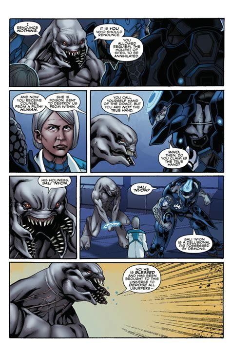 xcom 2 escalation books halo escalation 14 comic book review spoilers inside