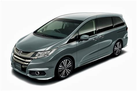 honda odyssey honda odyssey fifth gen people mover revealed photos 1
