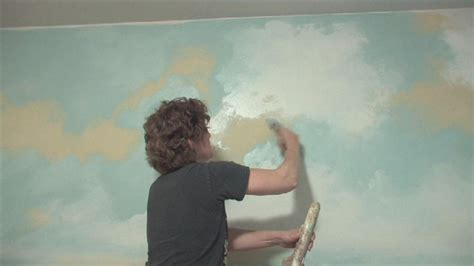 how to make clouds on ceiling how to paint clouds on a ceiling ehow