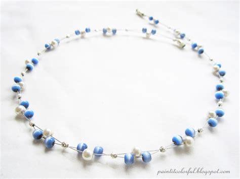 simple beaded necklace designs easy handmade beaded necklace designs pandahall