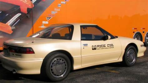 purchase   buick reatta ppg champcar indy pace car     miles