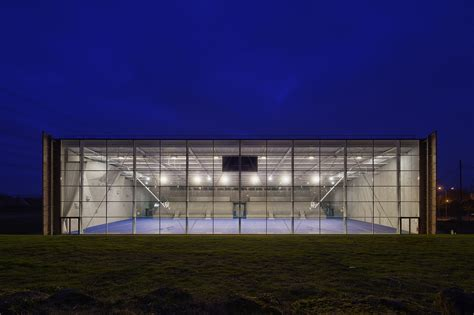 www architecture com gallery of lardy sports hall explorations architecture 5