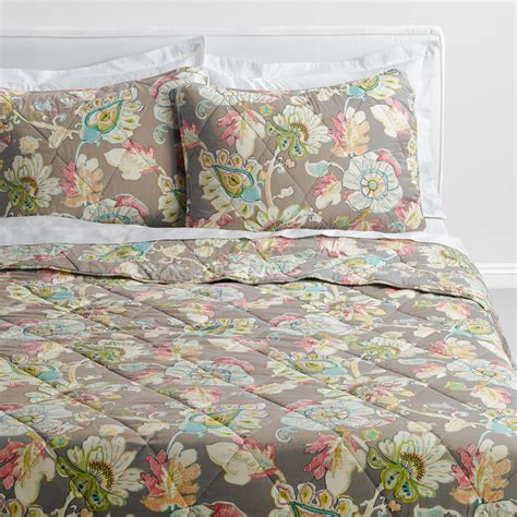 world market bedding floral corinne bedding collection world market