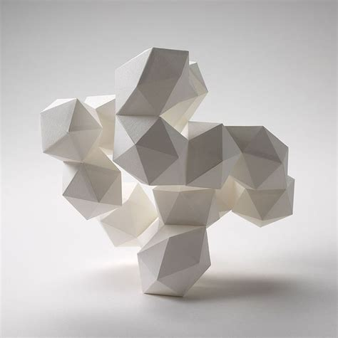 Origami Sculptures - abstract origami 検索 arts and crafts