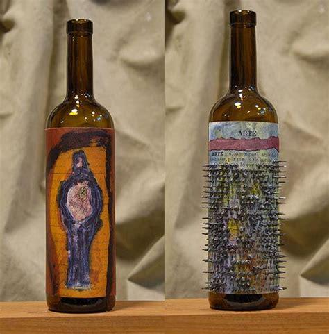 decoracion de botellas de vidrio vacias arte con botellas vacias botellas decoradas pinterest