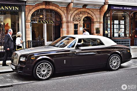 roll royce phantom coupe rolls royce phantom coup 233 series ii 5 march 2017