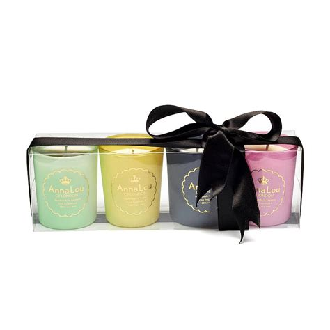 Candle Gift Sets Luxury Scented Candle Gift Set By Lou Of