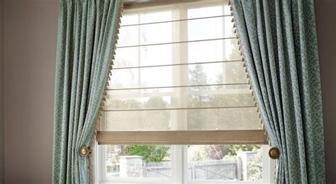 design studio roman shades hunter douglas window - Cenefas Hunter Douglas