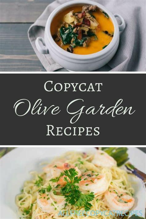 m olive garden recipes olive garden restaurant recipes