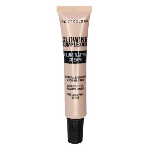 City Color Glowing Complexion Iluminating glowing complexion illuminating city color cosmetics