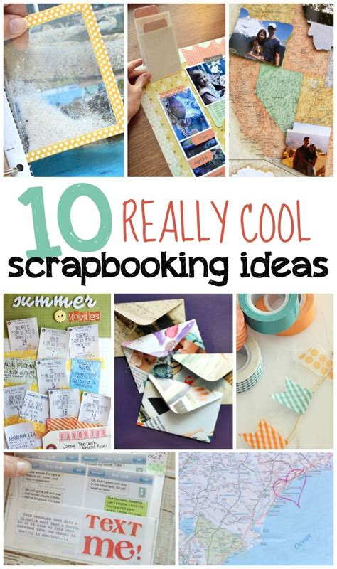 cool ideas 10 amazing scrapbooking ideas how to start a diy blog