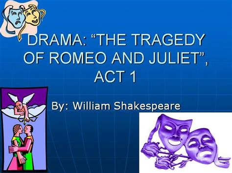 The Tragedy Of Romeo And Juliet Act 1 Worksheet Answers by Romeo And Juliet Act 1 Authorstream
