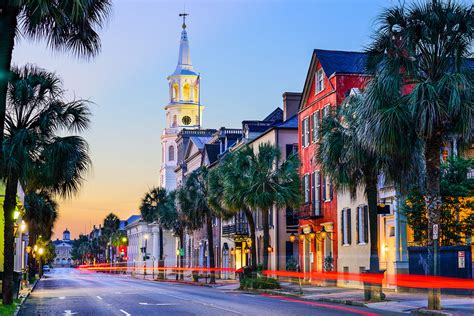 places to stay in charleston sc historic district 14 beautiful south carolina destinations to visit before