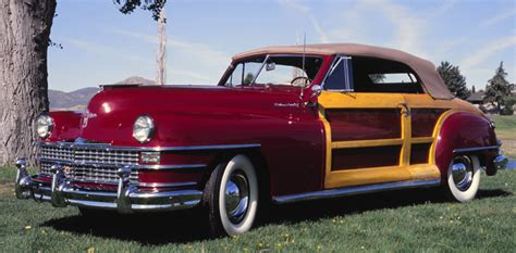 1948 Chrysler Town And Country by Just Your Average 1948 Chrysler Town And Country