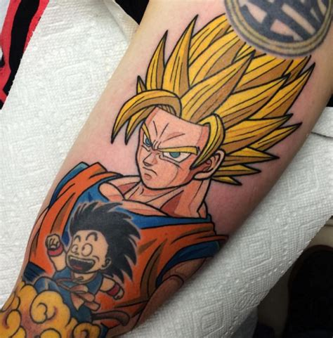 tattoo dragon ball 35 insanely awesome dragon ball z tattoos fans will love