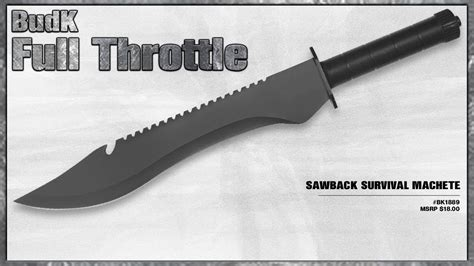 sawback machete sawback survival machete 9 98