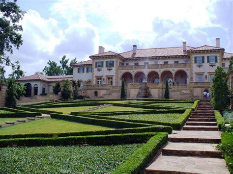 Garden Tulsa Ok by Philbrook Gardens