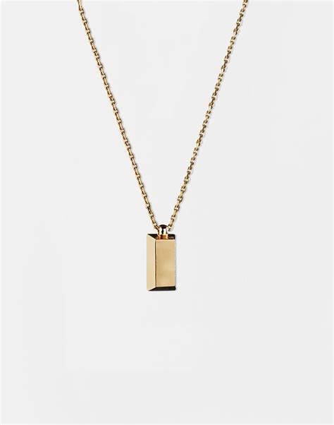 Bar Pendant Necklace yellow gold bar pendant necklace shop mmcurate