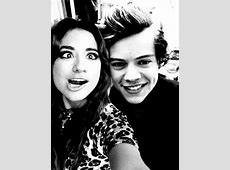 See What It Would Be Like If The Members Of One Direction ... Zoella And Harry Styles Manip