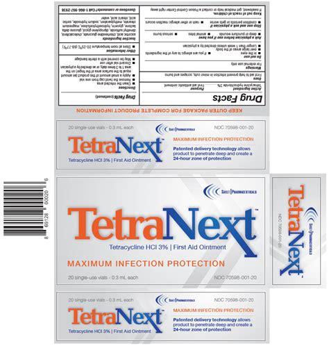 Obat Tetra Tetracycline Hcl dailymed tetranext tetracycline hydrochloride ointment
