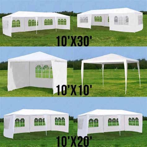 Box Bridesmaid 20 X 30 X 10 10 x10 20 30 outdoor marquee tent canopy outdoor patio wedding tent heavy duty gazebo