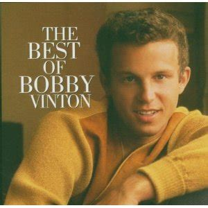 blue roses cover your tracks the best of bobby vinton 2004 album