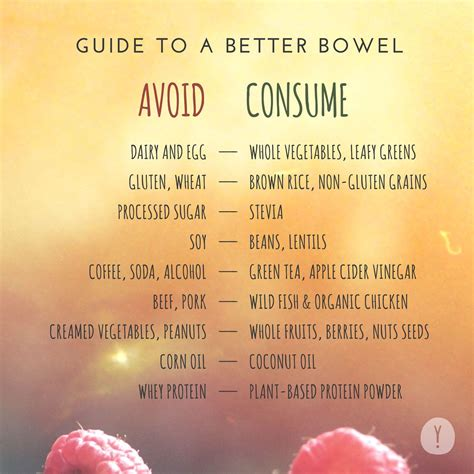 Detox Foods To Avoid by Food Alternatives For A Healthier Gut Sensitivity
