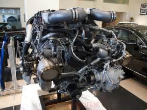 Who Makes The Bugatti Veyron Engine Bugatti Veyron W16 Engine And Gearbox At Hr Owen