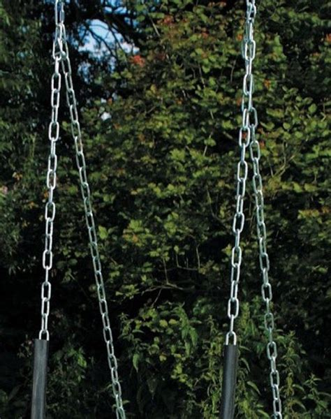 suspension swing four chain suspension for full support swing seats