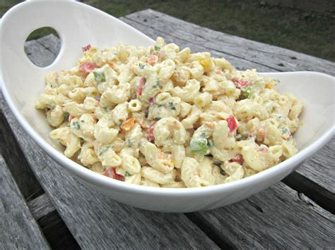 macaroni salad hungry couple the ultimate macaroni salad