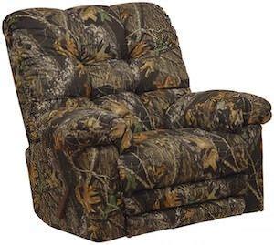 catnapper magnum recliner camo duck dynasty phil robertson camo recliner chair duck