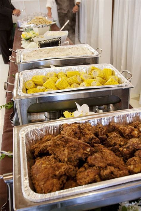 best 25 southern wedding food ideas on