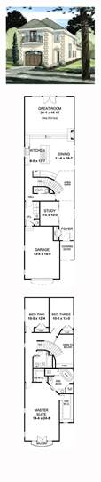 narrow house plans best 25 narrow house plans ideas on pinterest narrow