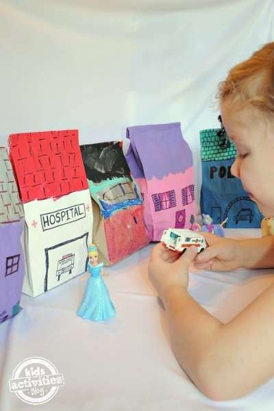 Brown Paper Bag Crafts For Preschoolers - 25 best ideas about paper bag crafts on paper