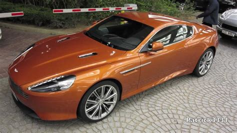 rose gold aston martin rose gold aston martin virage youtube